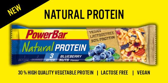 Natural Protein -Powebar