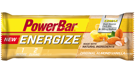 Energize Almond and Vanilla