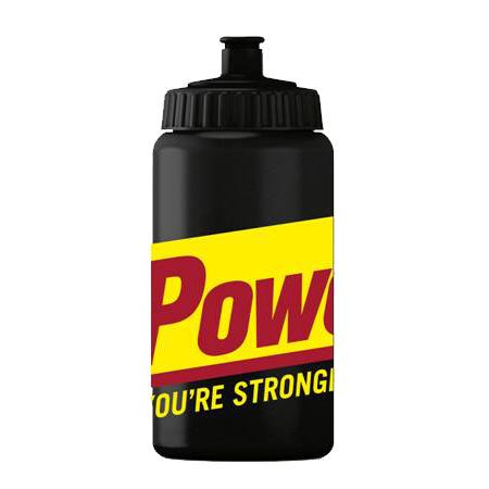 Powerbar Bottle Black 500 ml