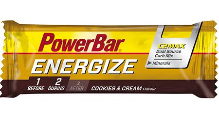 PowerBar - Energize - Cookies & Cream