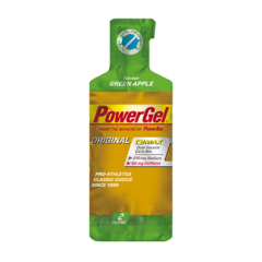 PowerGel Green Apple + Caffeine