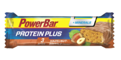 Protein Plus Bar Minerals - Hazzelnut-Brittle