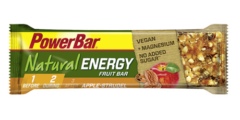 Natural Energy Bar Fruit – Apple Strudel
