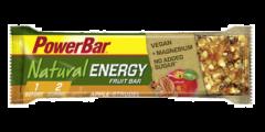 Natural Energy Bar Fruit – Apple Strudel