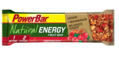 Natural Energy Bar Fruit - Cranberry
